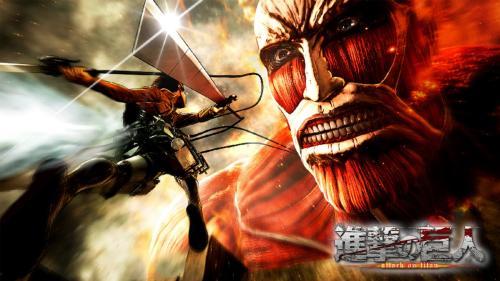 Attack On Titan til PC