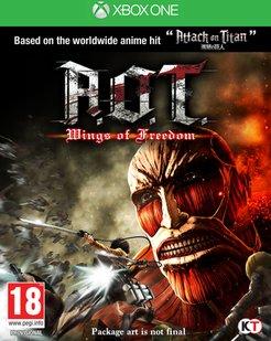 Attack On Titan til Xbox One