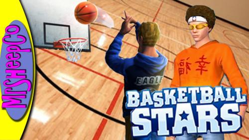 Basketball Stars til iPhone