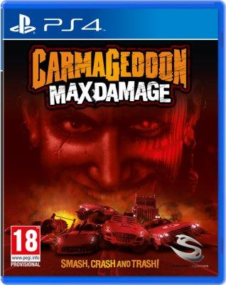 Carmageddon: Max Damage til Playstation 4