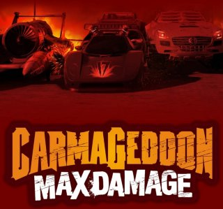 Carmageddon: Max Damage til PC