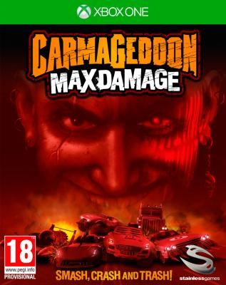 Carmageddon: Max Damage til Xbox One