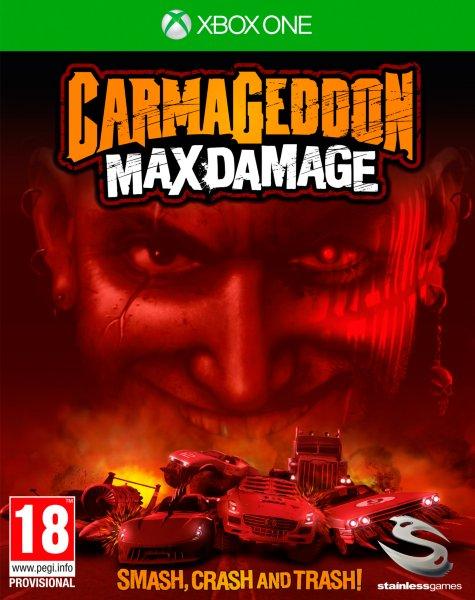 Carmageddon: Max Damage til Xbox One