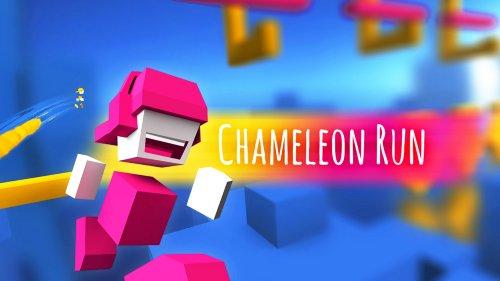 Chameleon Run til iPad