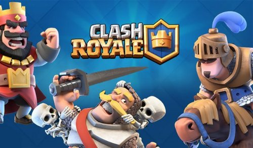 Clash Royale til iPad