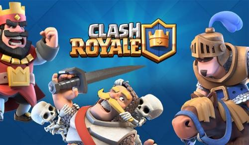 Clash Royale til iPhone