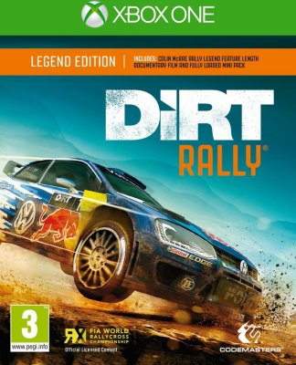 DiRT Rally til Xbox One