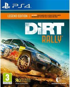 DiRT Rally til Playstation 4