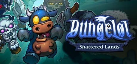 Dungelot: Shattered Lands til PC