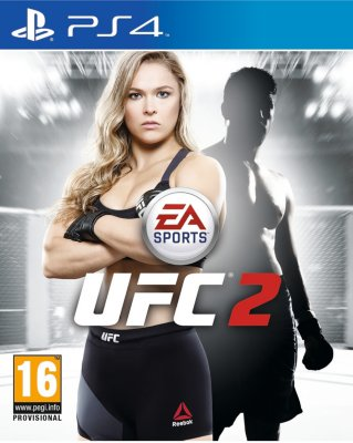 EA Sports UFC 2 til Playstation 4