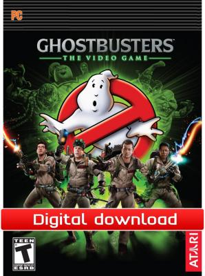 Ghostbusters til PC