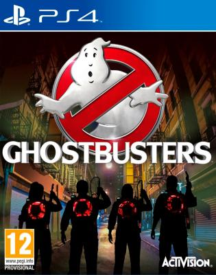 Ghostbusters til Playstation 4