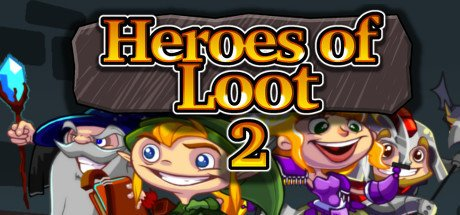 Heroes of Loot 2 til PC