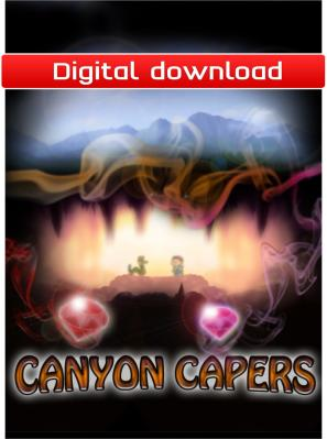Canyon Capers til PC