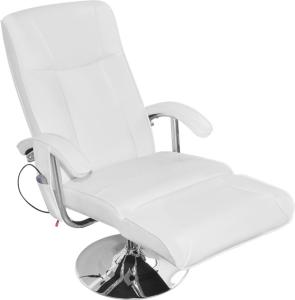 VidaXL hvilestol med massasje
