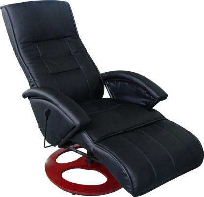 VidaXL Massasjestol i imitert skinn