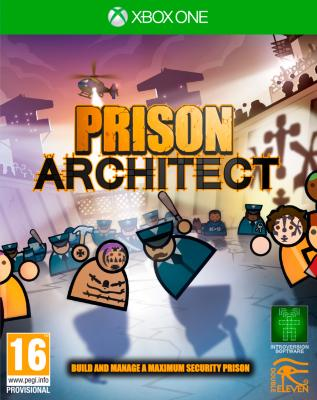 Prison Architect til Xbox One