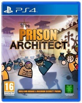 Prison Architect til Playstation 4