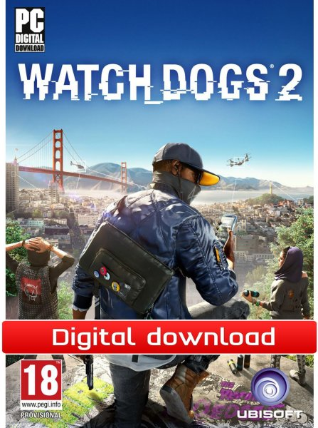 Watch Dogs 2 til PC