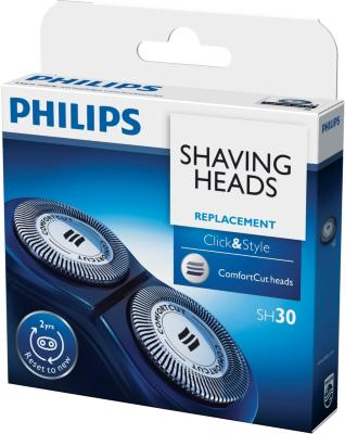 Philips Click & Style Shaver skjærehode SH3020