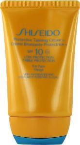 Shiseido Tanning Cream Face SPF10 50ml