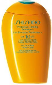 Shiseido Tanning Emulison SPF10 150ml