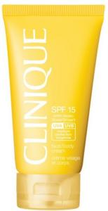 Clinique Sun SPF15 Face/Body Cream 150ml