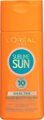 L'Oreal Sublime Sun Tan Lotion SPF10 200ml