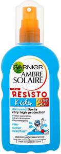 Garnier Ambre Solaire Kids Resisto Colour Spray SPF50