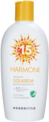 Harmoni solkrem SPF15 200ml