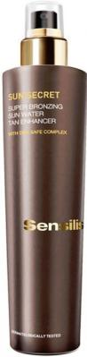 Sensilis Sun Secret Super Bronzing Sun Water Tan Enhancer 200ml