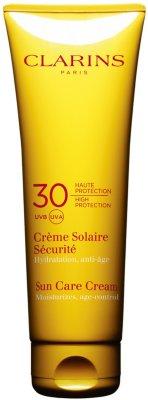 Clarins Sun Care Cream SPF30 125ml