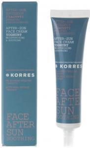 Korres After Sun Face Yoghurt 40ml