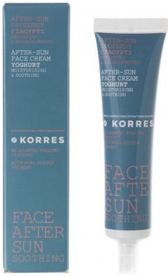 Korres After Sun Face Yoghurt 40ml