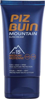 Piz Buin Mountain Suncream SPF15 40ml