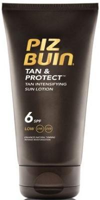 Piz Buin Tan & Protect Lotion SPF6 150ml