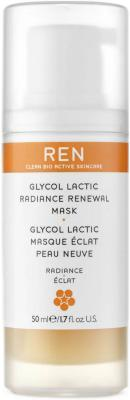 Ren Glycol Lactic Radiance Renewal Mask 50ml