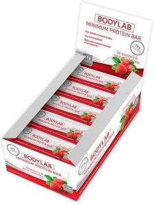 Bodylab Minimum Protein Bar 24stk
