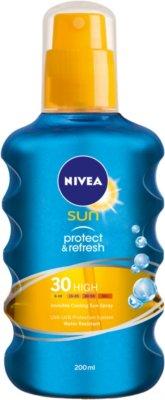Nivea Protect & Refresh Spray SPF30