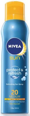 Nivea Protect & Refresh Spray SPF20 200ml