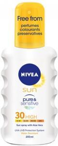 Nivea Protect & Sensitive Spray SPF30 200ml