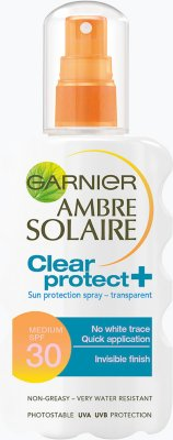 Garnier Ambre Solaire Clear Protect Spray SPF30 200ml