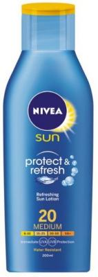 Nivea Protect & Refresh Lotion SPF20 200ml