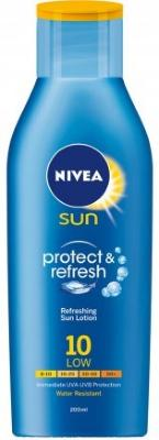 Nivea Protect & Refresh Lotion SPF10 200ml