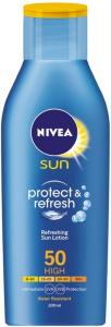 Nivea Protect & Refresh Lotion SPF50 200ml