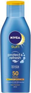 Nivea Protect & Refresh Lotion SPF50 200ml