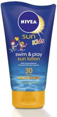Nivea Swim & Play Kids Lotion SPF30 200ml