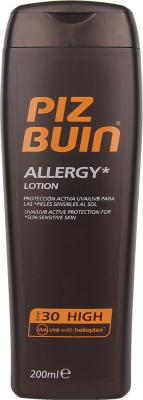 Piz Buin Allergy Sensitive Lotion SPF30 200ml