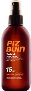 Piz Buin Tan & Protect Oil Spray SPF15