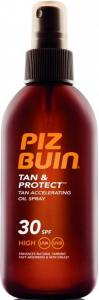 Piz Buin Tan & Protect Oil Spray SPF30